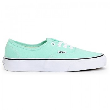 Vans Authentic мятные