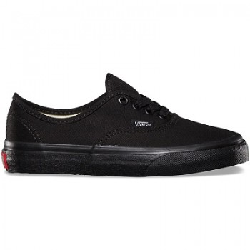Vans Authentic черные