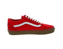 Vans Old Skool красные